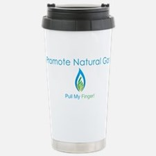 Promote Natural Gas Travel Mug