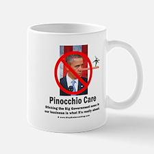 Pinocchio Care W Mug