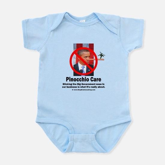 Pinocchio Care W Infant Bodysuit