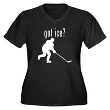 got ice? Plus Size T-Shirt