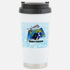 World Traveler - passpo Travel Mug