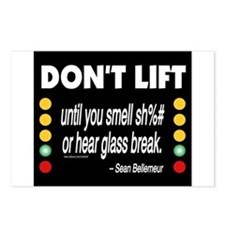 DOnt Lift Postcards (Package of 8)