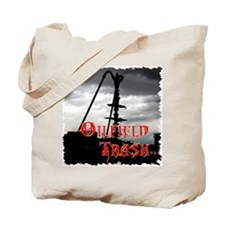 Oilfield Trash - Wellhead Tote Bag