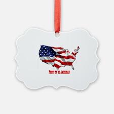 usa-logo3 Ornament