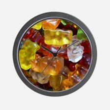 Food002 Wall Clock