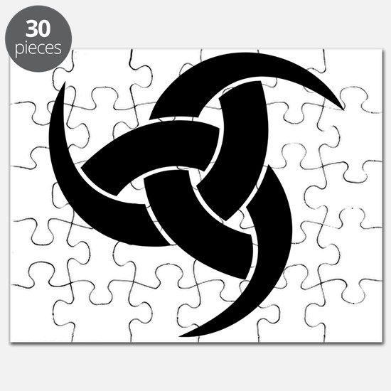 triple horn of odin Puzzle