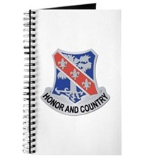 DUI - 1st Bn - 327th Infantry Regiment Journal