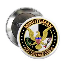 Minuteman Civil Defense - MCDC Button