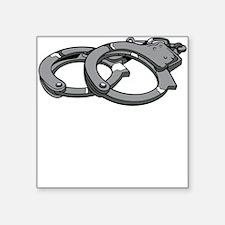 Handcuffs Sticker