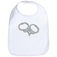 Handcuffs Bib