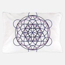 Merkaba Field Pillow Case