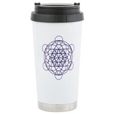 Merkaba Field Travel Mug