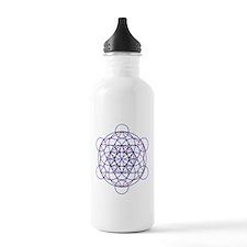 Merkaba Field Water Bottle