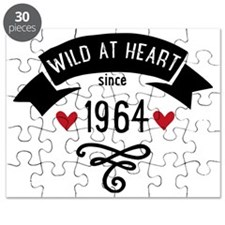 wild at heart since 1964 Puzzle