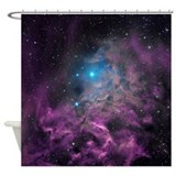 Galaxy Shower Curtains
