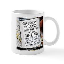 Jeremiah 2911 Mugs