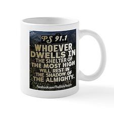 Psalm 91:1 Mugs
