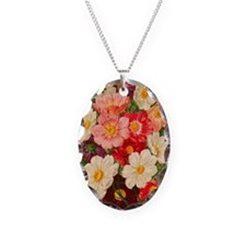 Vintage style floral Necklace