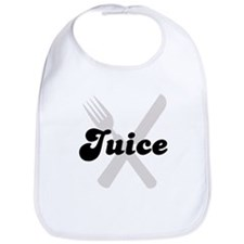 Juice (fork and knife) Bib