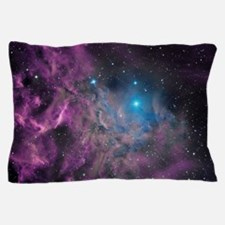 Flaming Star Nebula Pillow Case