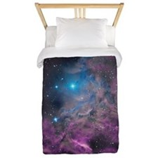 Flaming Star Nebula Twin Duvet