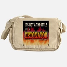 Detonator Messenger Bag