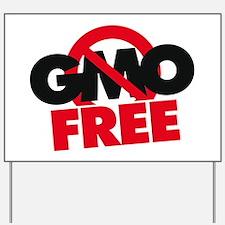GMO Free Yard Sign