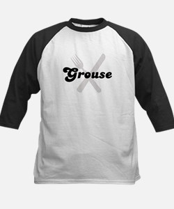Grouse (fork and knife) Tee