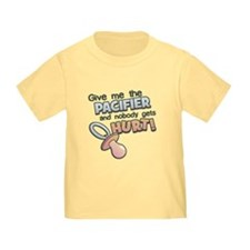 Funny Pacifier T