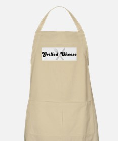 Grilled Cheese (fork and knif BBQ Apron