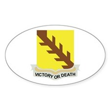 DUI - 1st Squadron,32nd Cavalry Regiment Decal
