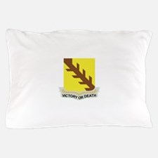 DUI - 1st Squadron,32nd Cavalry Regiment Pillow Ca