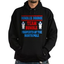Bumbles Bounce Property of the North Hoodie