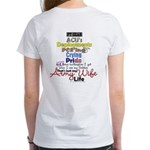 Army Wife Life Women's T-Shirt