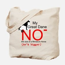 Great Dane (Male) - Tote Bag