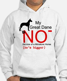 Great Dane (Male) - Hoodie Sweatshirt