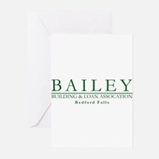 Bailey Bldg & Loan Greeting Cards