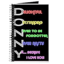 Funny Donnie osmond Journal