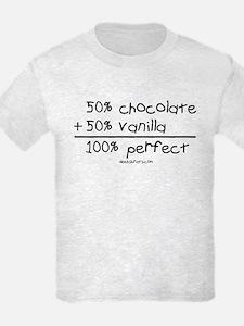 chocolate/vanilla T-Shirt
