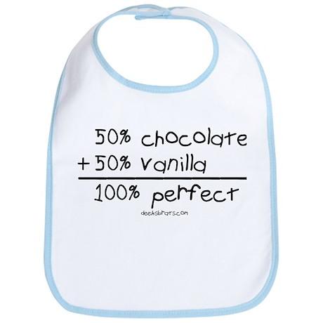 chocolate/vanilla Bib