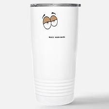 Muy Cansado Travel Mug