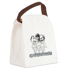ice cream socialists.png Canvas Lunch Bag