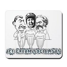 ice cream socialists.png Mousepad
