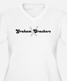Graham Crackers (fork and kni T-Shirt