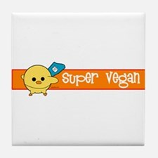 Soy Wonder Orange Tile Coaster