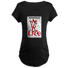 War Is A Crime T-Shirt