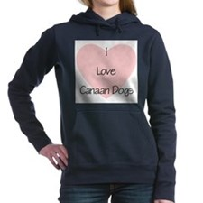 lovecanaans2.png Hooded Sweatshirt