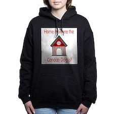 homecanaan3.png Hooded Sweatshirt