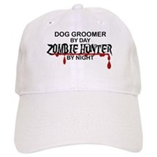 Zombie Hunter - Dog Groomer Baseball Cap