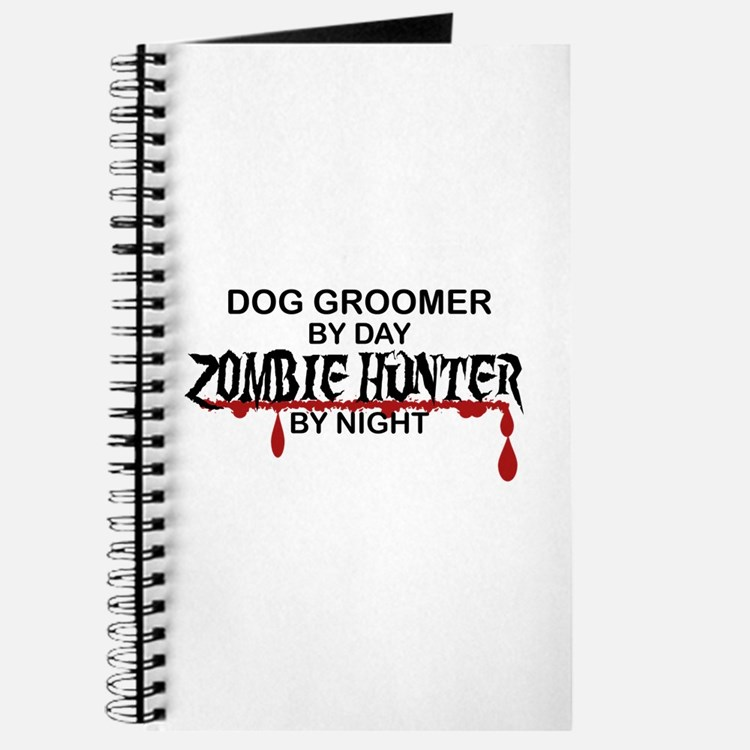 Zombie Hunter - Dog Groomer Journal